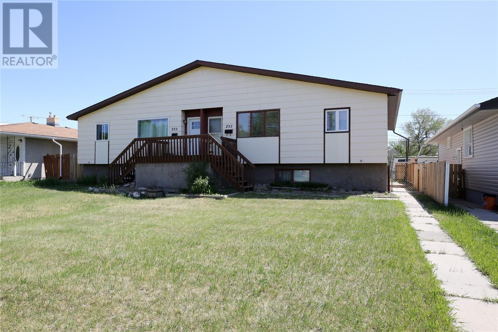 237 Edward ST, regina, Saskatchewan